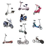 Electric Scooter and Bicycle Batteries