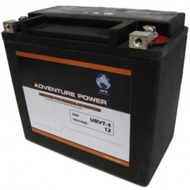 Adventure Power UBVT-4 (YTX20L-BS  65989-90) Motorcycle Battery