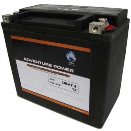 Kawasaki KZ1000-C Police Replacement Battery (1980-1981)