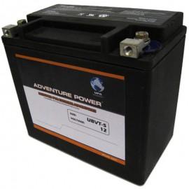 Arctic Cat F6, F8, F 1000 Sealed AGM Heavy Duty Battery (2007-2009)
