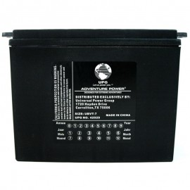 1980 FLH Electra Glide Classic-Sidecar Motorcycle Battery for Harley