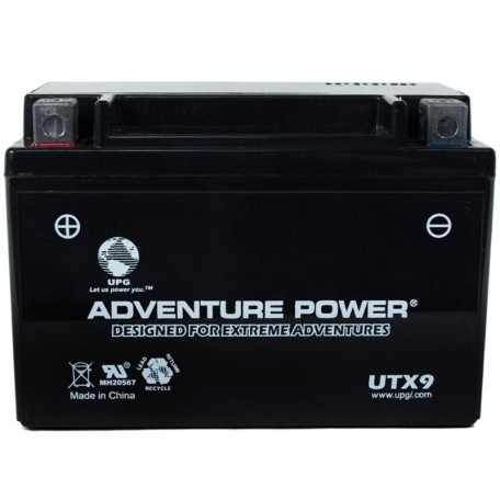 Suzuki GSX-R600 Replacement Battery (1997-2009)
