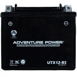 2001 Vespa 150 cc ET4 Scooter Replacement Battery