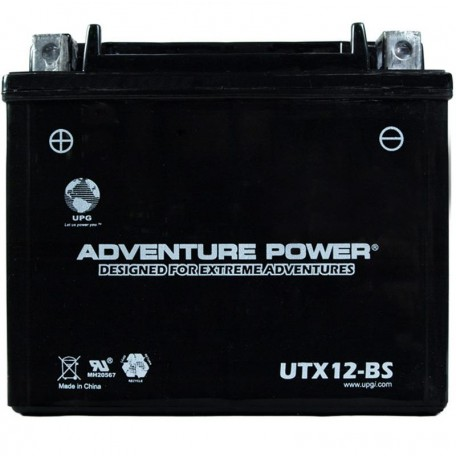 Honda YTX12-BS Dry AGM Motorcycle Replacement Battery