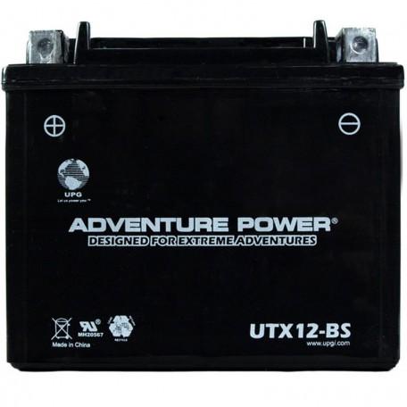Kawasaki Ninja 650R Battery 2006, 2007, 2008, 2009, 2010, 2011 Dry