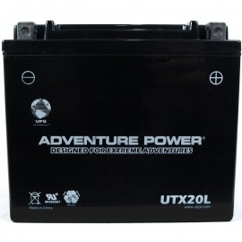 Can-Am (Bombardier) Outlander 800 EFI, Renegade (2006-2009) Battery Replacement
