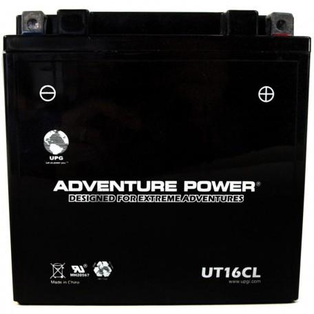 2005 John Deere 9740M Buck EX 498 cc ATV Sealed AGM Battery