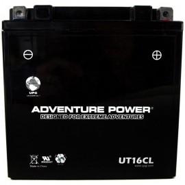 2006 John Deere Buck 500 498 cc ATV Sealed AGM Battery