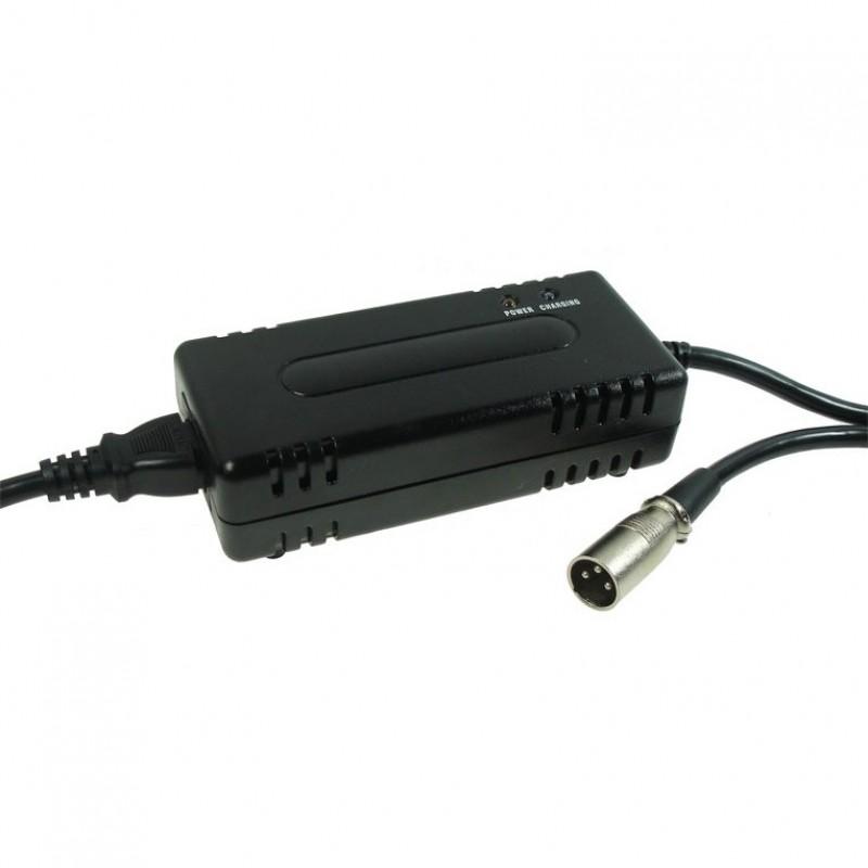 24 volt 3 amp sealed lead acid battery charger 3 stage with led display. Black Bedroom Furniture Sets. Home Design Ideas