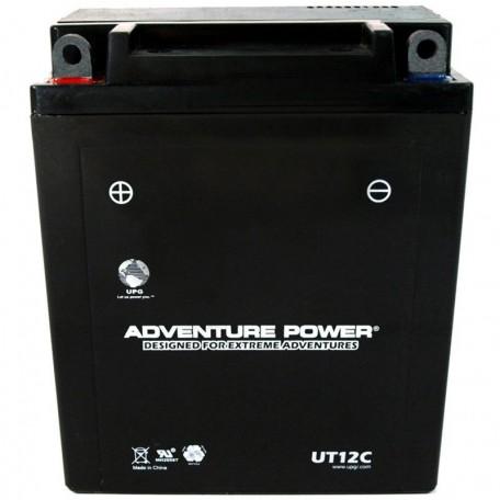 2000 Yamaha Warrior 350 YFM350XMC ATV Sealed Replacement Battery