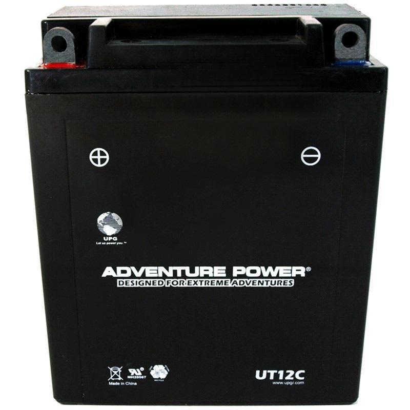 2002 yamaha breeze 125 yfa1 atv sealed replacement battery for Yamaha atv batteries