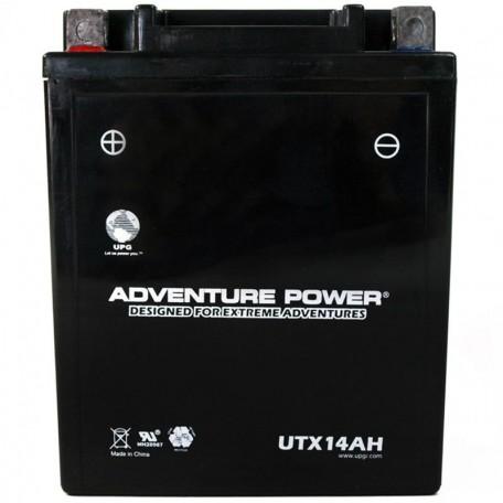2008 Yamaha Grizzly 350 IRS 4x4 YFM35FGI ATV Sealed Battery Replacement