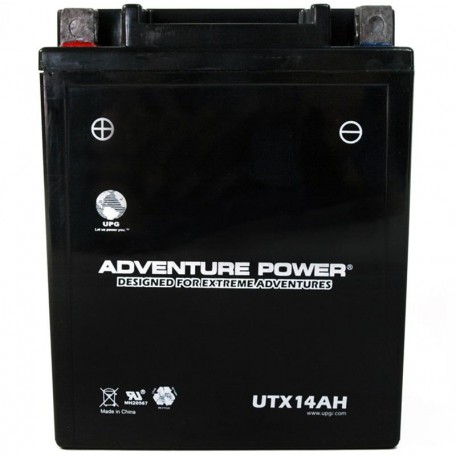 2008 Yamaha Grizzly 400 4x4 YFM4FG ATV Sealed Replacement Battery