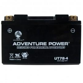 2000 Yamaha TT-R 250, TT-R250M Sealed Battery