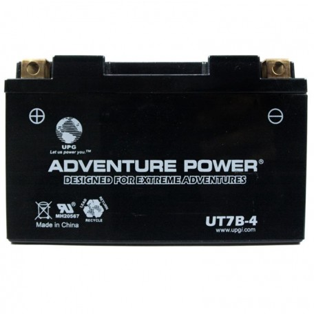 Yamaha 4UC-82100-01-00 Sealed AGM Motorcycle Replacement Battery