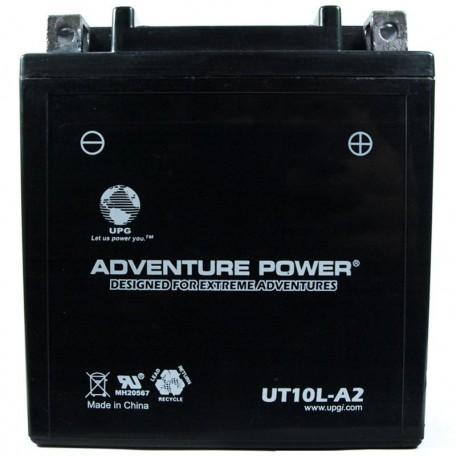 1985 Kawasaki Prairie KLT 250 C3 KLT250-C3 Sld ATV Battery