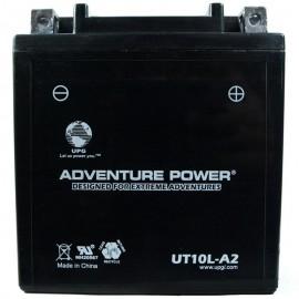 1988 Kawasaki Bayou KLF 185 A4 KLF185-A4 Sld ATV Battery