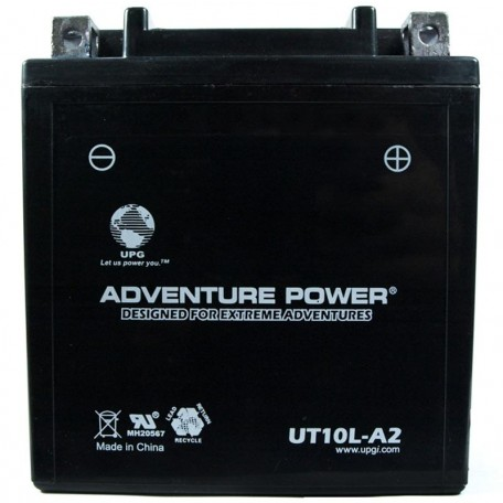 Yamaha GS GM10Z-3A Sealed AGM Motorcycle Replacement Battery