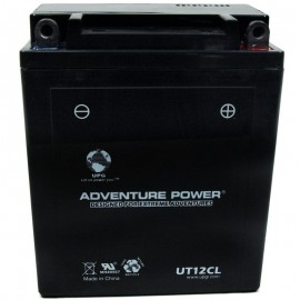 Honda 31500-ME5-671 Sealed Motorcycle Replacement Battery