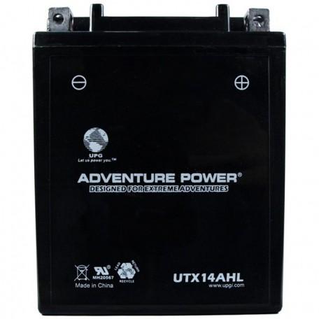 Kawasaki EX500-D Ninja 500R Replacement Battery (1994-2009)