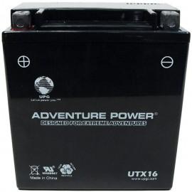 Kawasaki VN1500-D, E, N Vulcan Classic (1996-2009) Battery Replacement