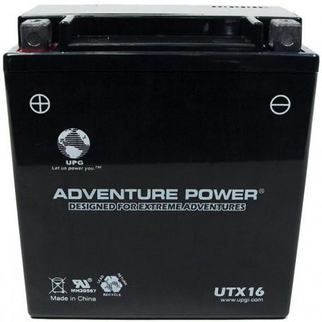 Suzuki VLR1800 (C109R) Replacement Battery (2006-2009)