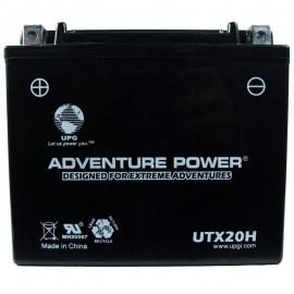 2010 Arctic Cat Mud Pro 1000 H2 A2010IFW4EUSW Sealed ATV Battery