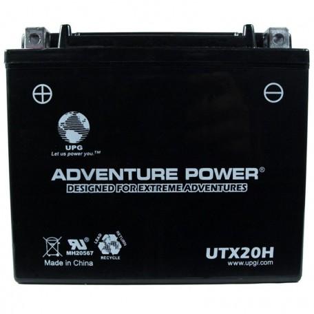 Arctic Cat 0645-480 Sealed AGM ATV Quad Replacement Battery