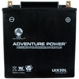 2008 Polaris Ranger 700 EFI 4x4 R08RH68AR Sealed ATV Battery