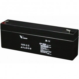 CP1223 AGM 12 volt 2.3 ah SLA AGM Vision Battery