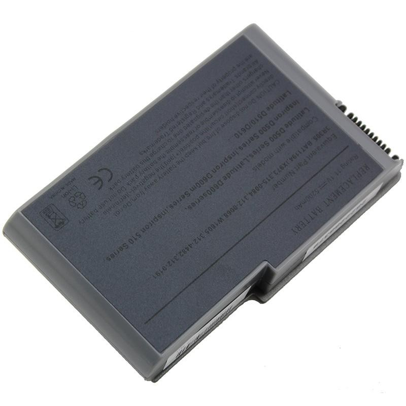 Dell Latitude D500 Series Notebook Laptop Battery Replacemnt 5200mah