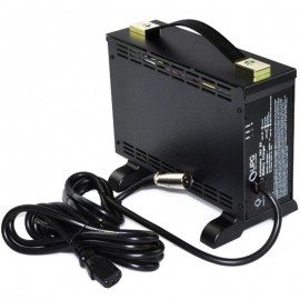 24v 8amp 24BC8000T-1 off-board AGM, GEL Battery charger XLR connector