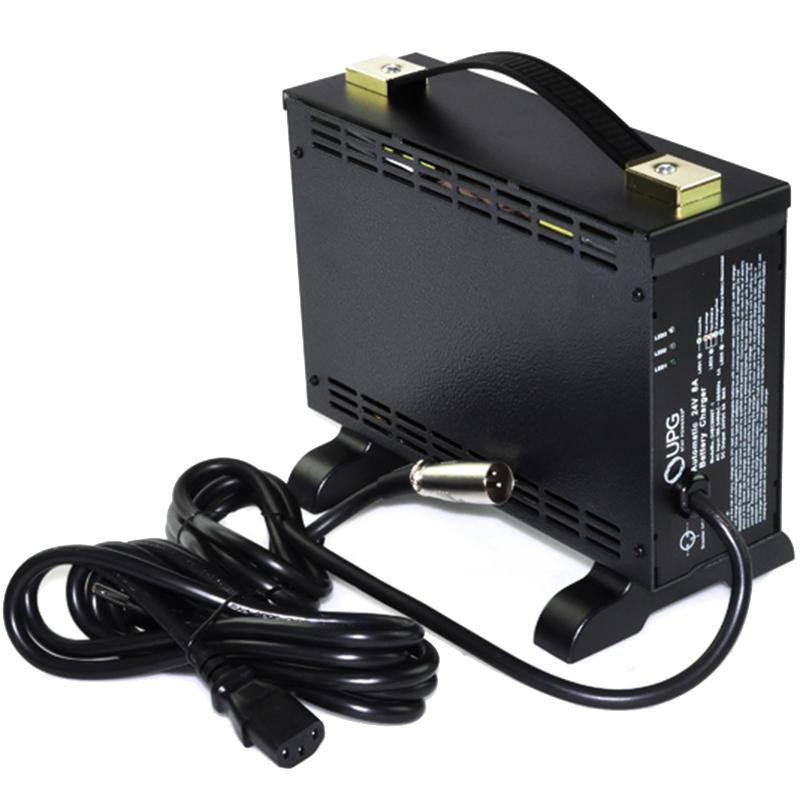 24 Volt Battery Chargers For Wheelchairs And Mobility Scooters