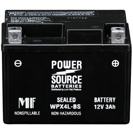 Honda 31500-GN2-679 Sealed Motorcycle Replacement Battery