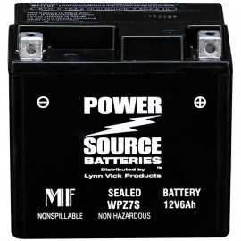 Honda 31500KGB900 Sealed Motorcycle Replacement Battery