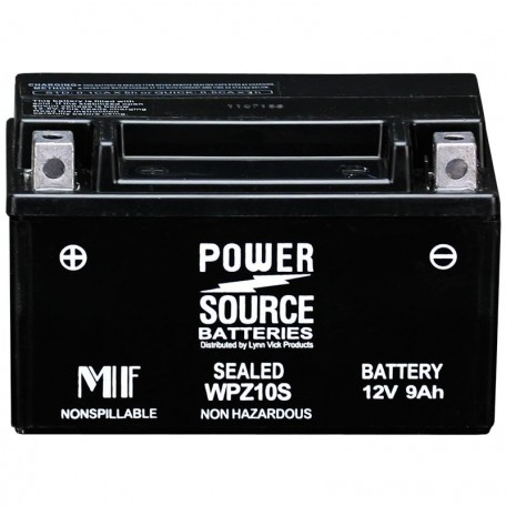 Honda YTZ10S Sealed Motorcycle Replacement Battery