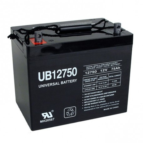 Pride Mobility PMV130T4 Mini Crosser Replacement Battery