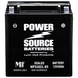 Sea Doo CB30CL-B, CB30CLB Jet Ski PWC Replacement Battery SLA AGM