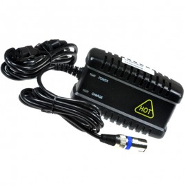 24v 5amp A24050-10D off-board SLA AGM Battery charger XLR ELECHG1025