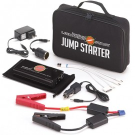12v Lightning Start Lithium Jump Start & Auxiliary Battery Power Pack