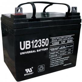 2012 Yamaha RHINO 700 YXR7FBL UTV ATV Battery