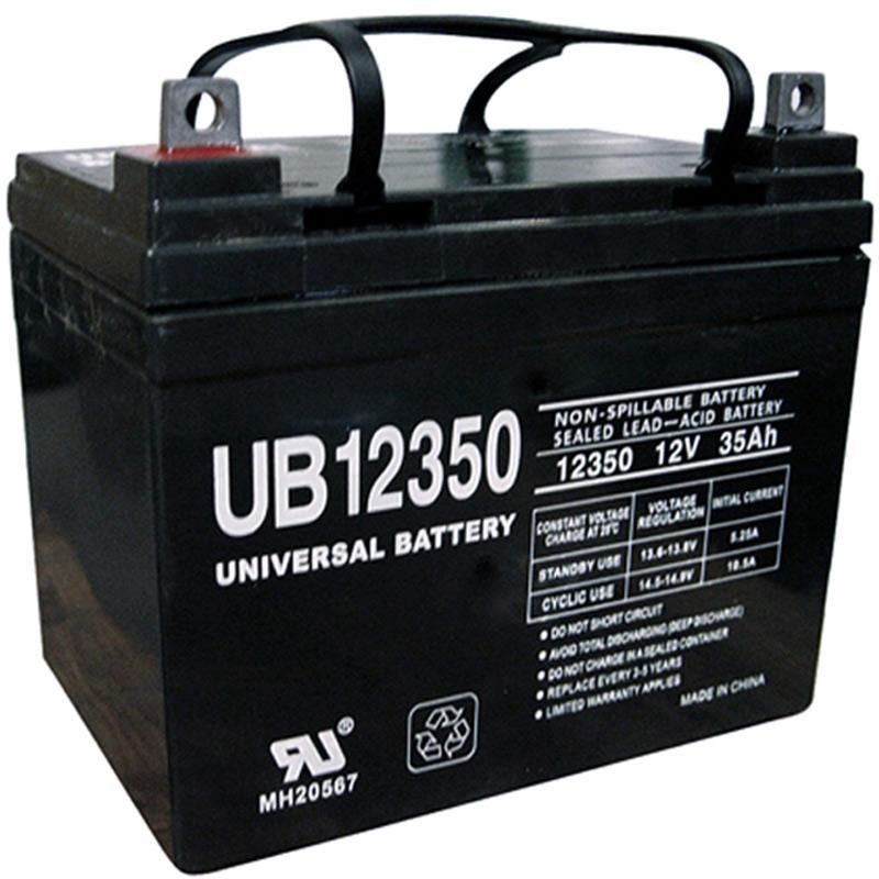 Yamaha Viking Replacement Battery
