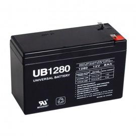 PowerVar Security One ABCE600-11R, ABCE600-22R UPS Battery