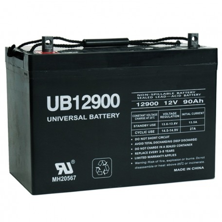 12v group 27 wheelchair battery replaces 88ah centennial. Black Bedroom Furniture Sets. Home Design Ideas