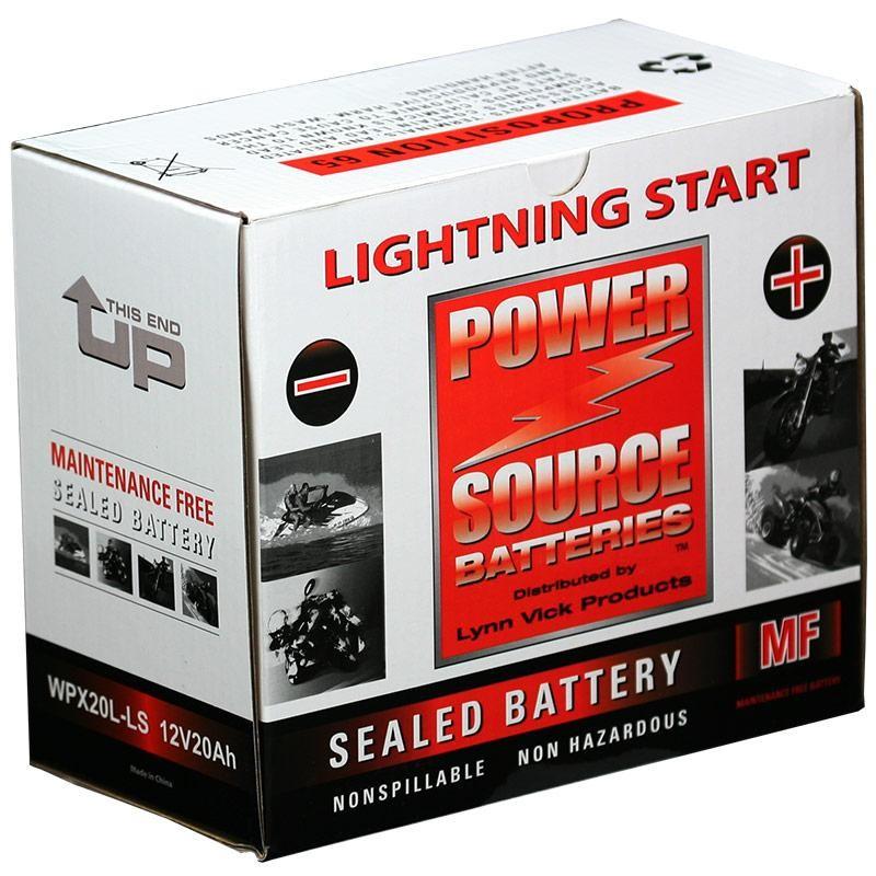 2012 VRSCDX V Rod 10th Anniversary 1250 Motorcycle Battery HD Harley