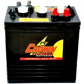 Crown CR-205 CR 205 6 volt 205 ah GC2 Deep Cycle Wet Solar Battery