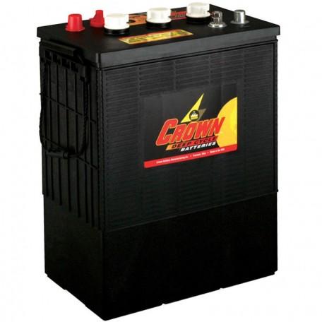 Crown CR-430 CR 430 6v 430 ah L16 L-16 Deep Cycle Wet Solar Battery