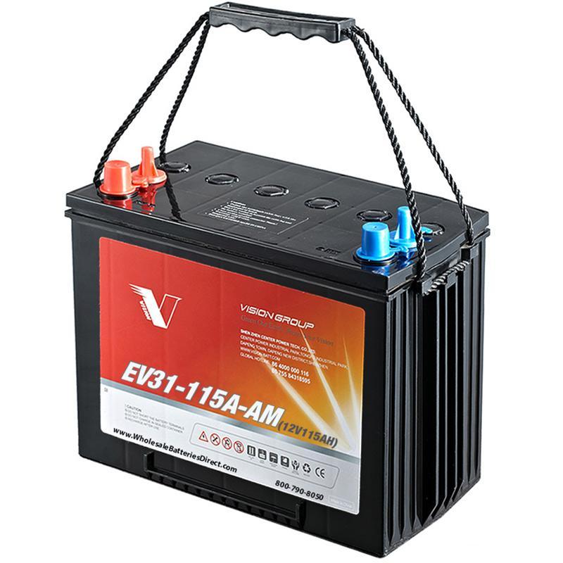 floor machine scrubber sweeper burnisher batteries