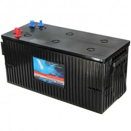 12 Volt 200ah 4D EV4D-200A-AT Sealed AGM Heavy Duty Solar Battery