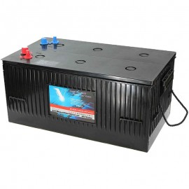 12 Volt 250ah 8D EV8D-250A-AT Sealed AGM Heavy Duty Solar Battery